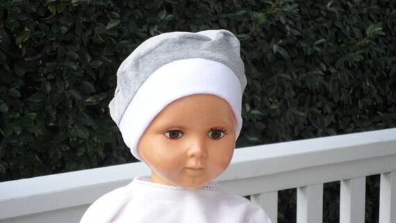bonnet béret chapeau bébé fille ou garçon lin eva kids   Etsy 70623aedea2