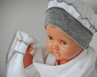turban bonnet béret chapeau snood tour du cou bandeau bébé fille lin eva  kids velours f9e7796b131