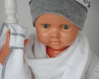 turban bonnet béret chapeau snood tour du cou bandeau bébé fille lin eva  kids velours dfd320bedda
