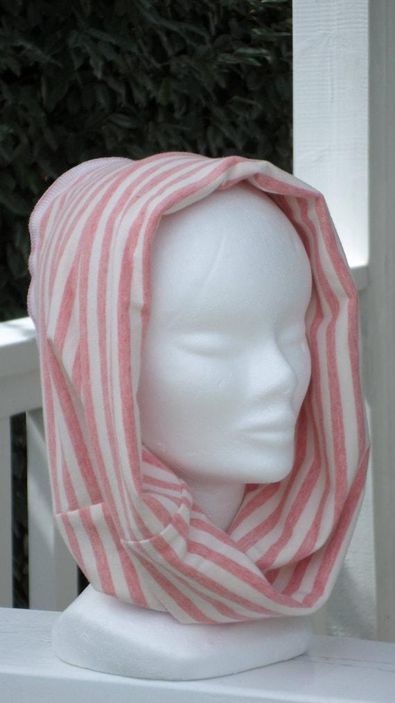 snood cheveux bandeau cagoule extensible en jerseycotonde   Etsy ed86bb587c0