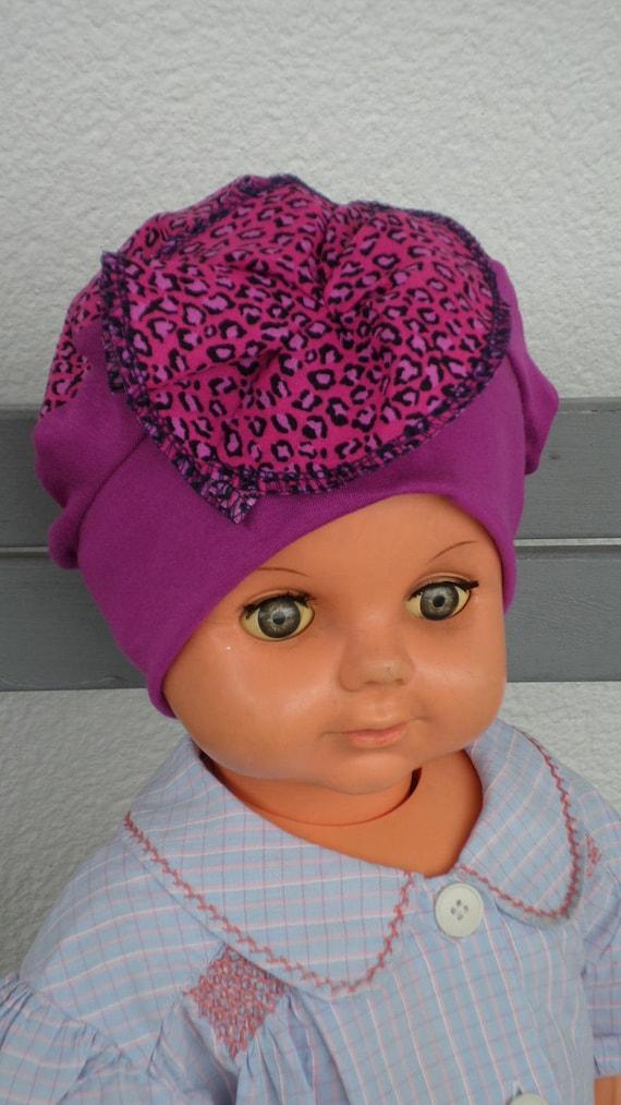 bonnet béret chapeau turban  été  créateur  pour bébé  en   Etsy e66f9b52b48