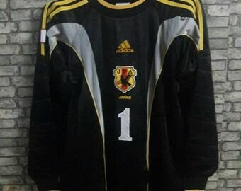 4a37bb95ef2db Rare japan team adidas football goalkeeper jersey/nike/kappa/umbro