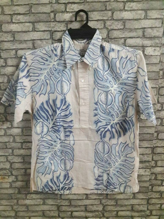 Vintage sun surf hawaii shirt