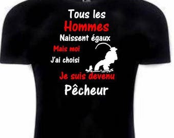 special t-shirt for every fisherman