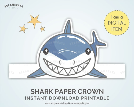 It is a picture of Printable Shark Pictures regarding traceable