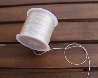 elastic thread to make bracelets by the yard X 5