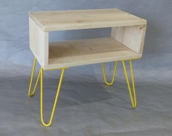 Set of 2 table bedside table