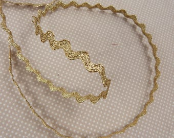 """""""Croquet"""" Golden Ribbon"""