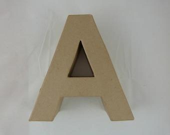 """Letter 3D decoration for home decor """"A"""""""