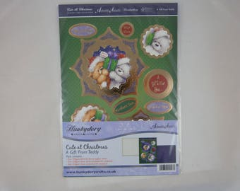 Kit for greeting cards: bears