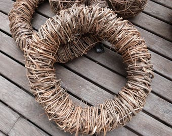 Large Crown woven plant fibers
