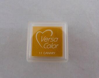 Small yellow pad