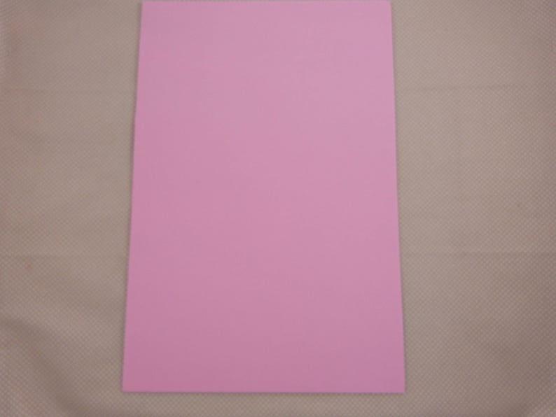 X2 rubber foam leaves: pink image 0