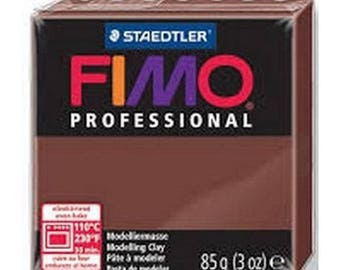Fimo chocolate 85gr Pro