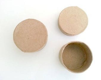 """""""Round"""" for small jewelry boxes"""