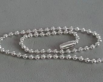 ball chain bracelet, bracelet for creations jewelry 10 bracelets with chain ball fine 19cm long, to garnish bracelets, bracelet holder