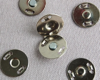 MAGNETIC PRESSION TO magnetized male sewing/female metal degressive tariff