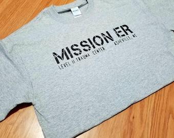 Mission ER T-shirt