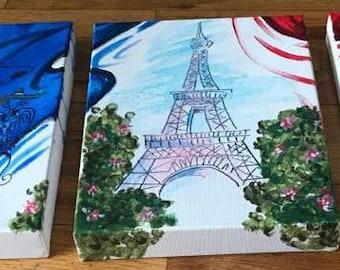 A visit in Paris