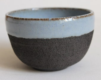 getöpferte Teeschale 310ml, Tasse, Keramik