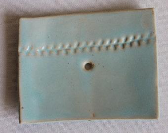 kleine Seifenschale - Keramik