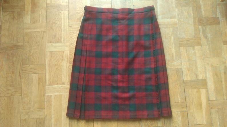 d25166b95e Original 90's Highland Home Industries Kilt Size 20 | Etsy