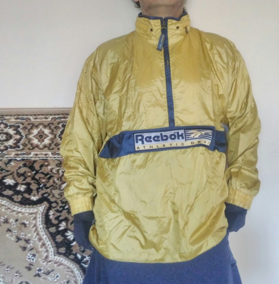 Rare Vintage Reebok Shell With Lining, Size XL, Re