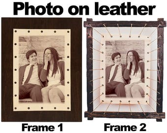3 year 3 years leather picture printed Personalized