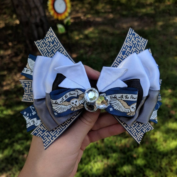 The Labyrinth hair bow