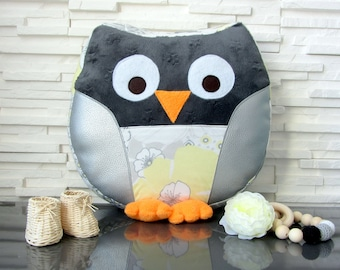 Sweetness floral OWL cushion
