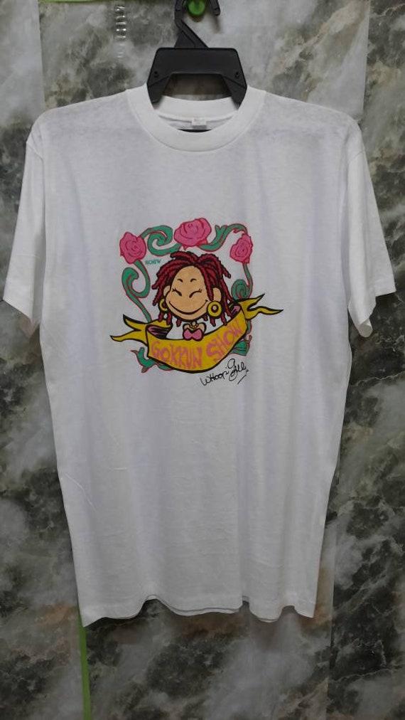 Vintage 90s Whoopi Goldberg Gomkin Show Japan Anim