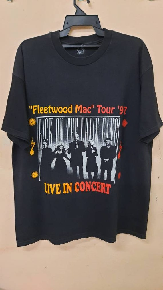 Vintage 90s Fleetwood Mac LIVE IN CONCERT 97 Tour