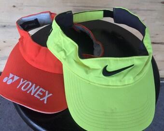 8c0c08da2d899 Nike   Yonex Sportwear Brand Visor Cap   Snapback   Hat