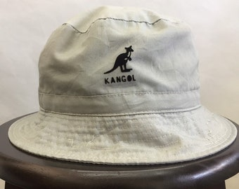 7b1419305d1ca Vtg Kangol Sportwear brand Bucket Hat   Cap   Snapback   Trucker