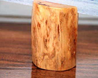 Tree Stump Picture/Placecard Holder
