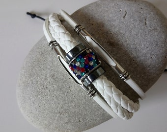 women bracelet with Rhinestones