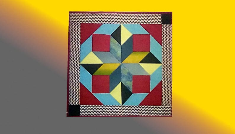 Without Heading1. Textile wall hanging. Inspired image 0
