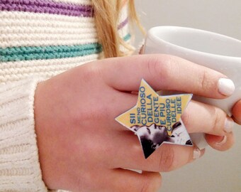 Marie Curie Ring