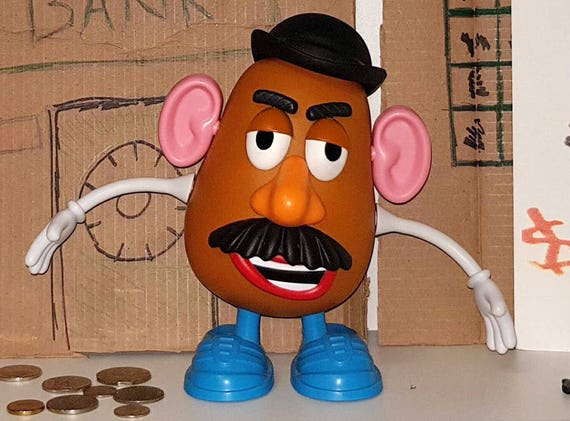 Mr Potato Head Replacement Eyes Kit
