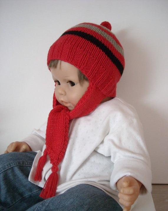 1d7ab0be5647 Cagoule bébé bonnet avec écharpe bébé 6 mois 9 mois en coton   Etsy