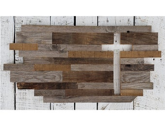 Christian Wall Art Wood Etsy