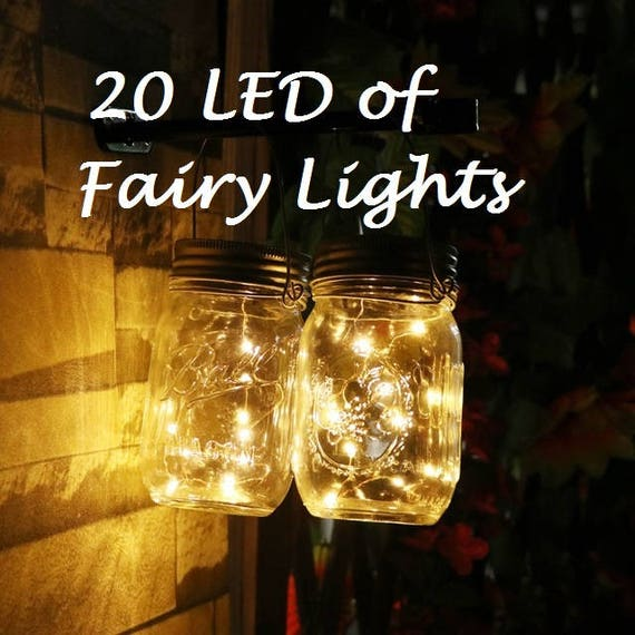 20 Leds Fairy Lights 2 Meters Wedding Decorations Lights Etsy