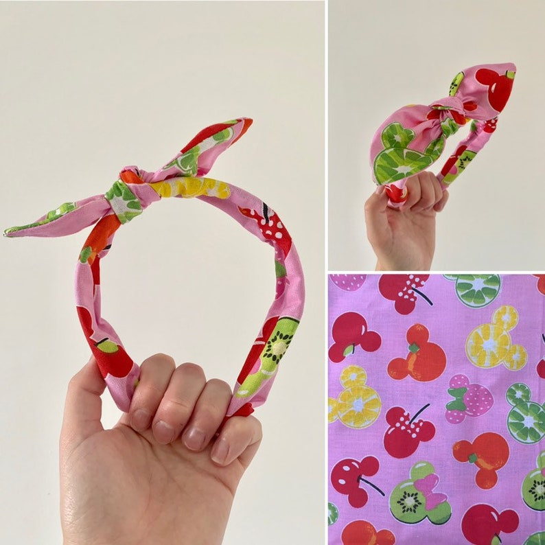 Tie-Band Fruity mouse!