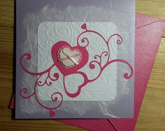 Romantic card any circumstances
