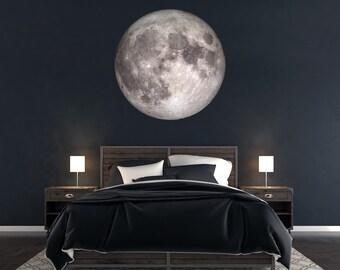 Moon Decor Etsy