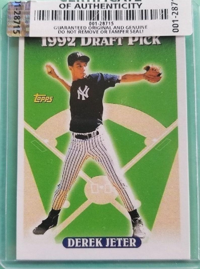 Derek Jeter 1993 Topps 98 Rookie Card Mint