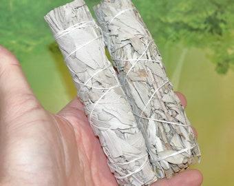 White Sage Bulk -Large Bundles, White Sage Stick, White Sage Bundle, Bulk California White Sage