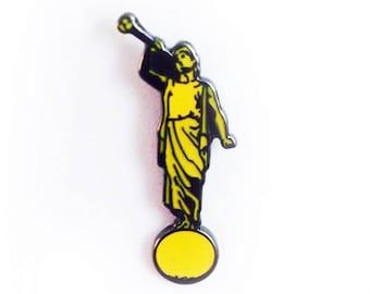 Angel Moroni Tie Pin