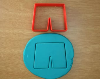 Swimming Trunks Cookie Cutter