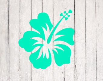 Hibiscus SVG| Hibiscus svg Design | Monogram svg Files | Silhouette Files | Cricut Files | SVG Cut Files | PNG Files